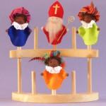 Vingerpopjes Sinterklaas